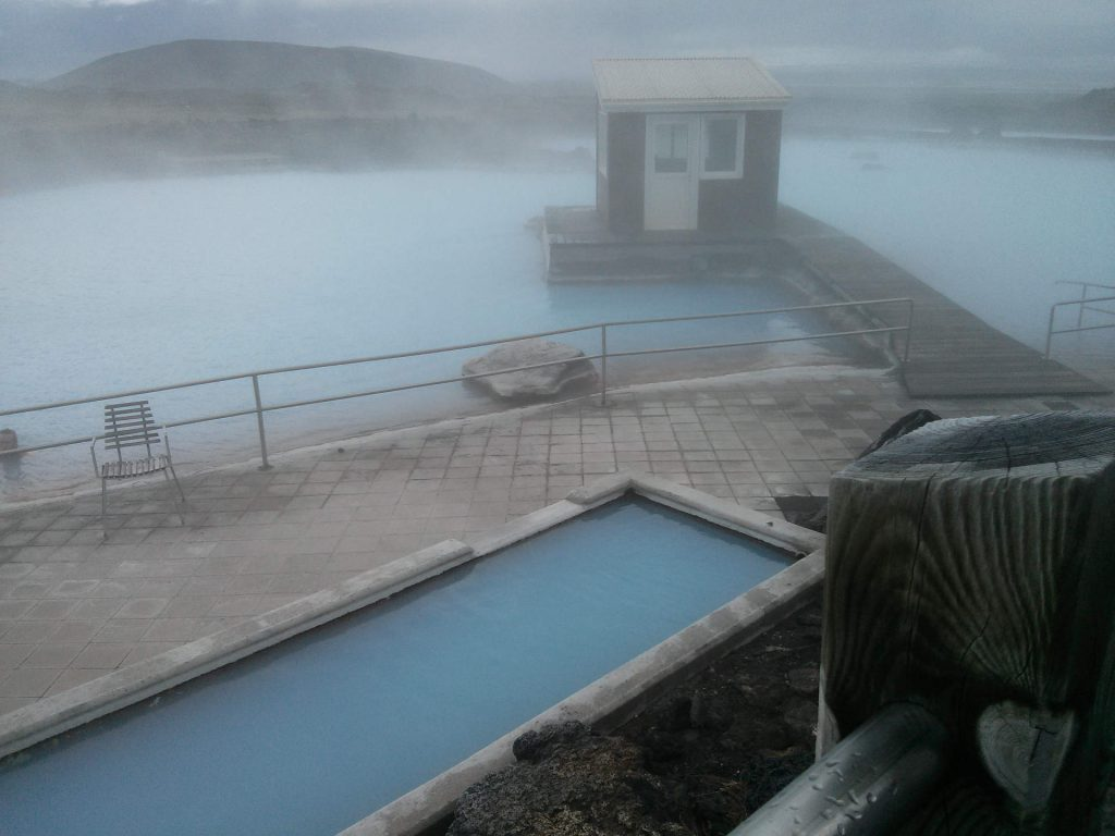 Myvatn Nature Baths - A hot spring in the north of Iceland