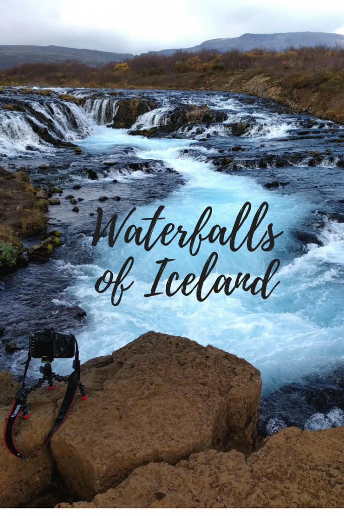 Comprehensive list of all waterfalls in Iceland with map